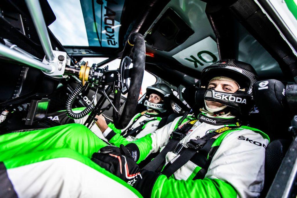 Skoda lancia un giovane pilota ceco per il Rally di Spagna. E per il 2022 spunta l'ipotesi Meeke