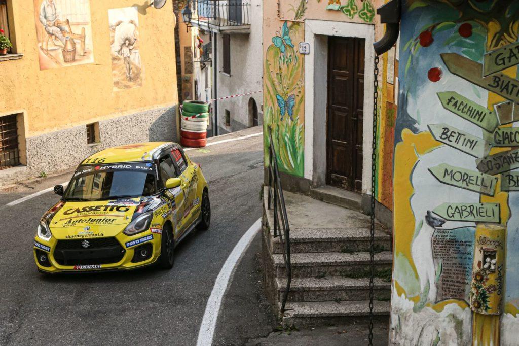 Suzuki Rally Cup | La stagione perfetta di Goldoni e Macori, campioni 2021