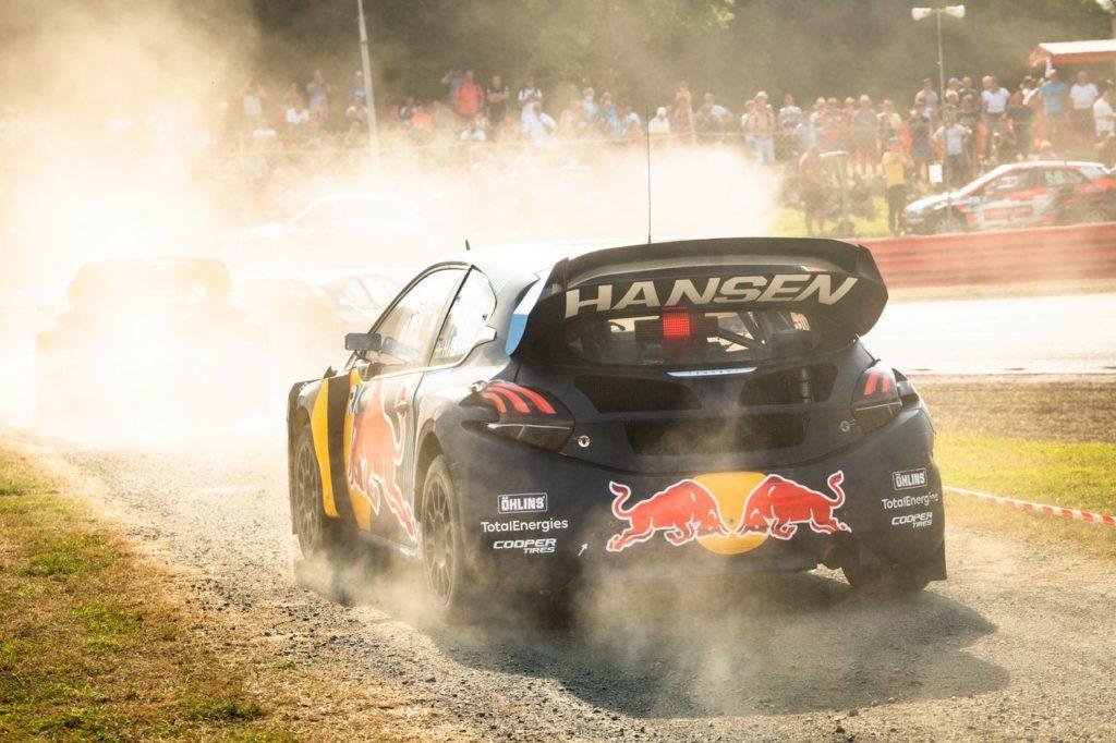 WRX   World RX Francia: ancora gli Hansen, ancora Timmy seguito da Kevin