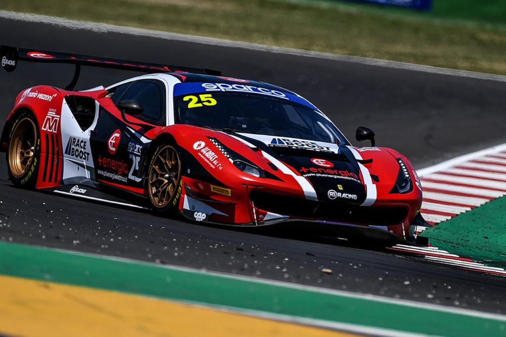 CIGT | Ferrari a caccia di altre vittorie nell'appuntamento Sprint di Imola