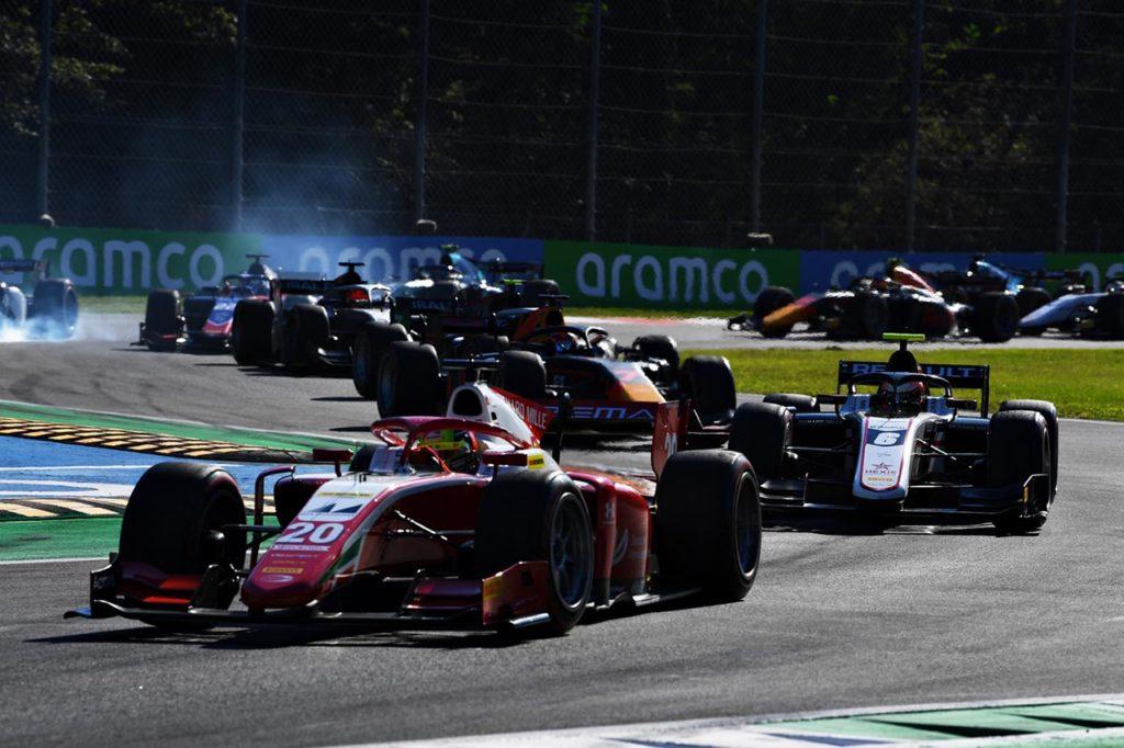 F2 | Monza 2021: anteprima e orari del weekend