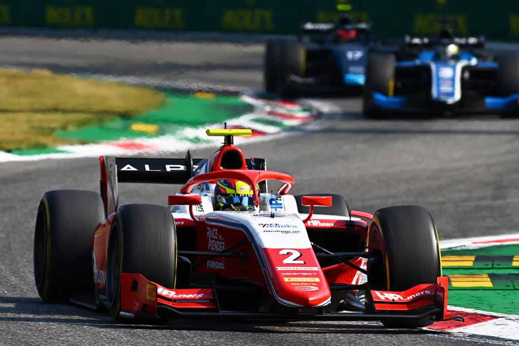 F2   Piastri saldo al comando, vittoria in Gara 3 a Monza con Prema