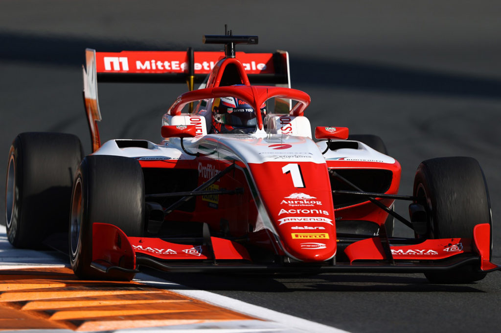 F3   Hauger allunga in campionato a Zandvoort, dominio in Gara 3