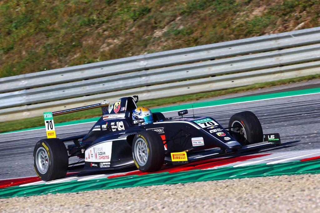 F4 Italia | Tramnitz torna alla vittoria a Spielberg, Bearman saldo in vetta
