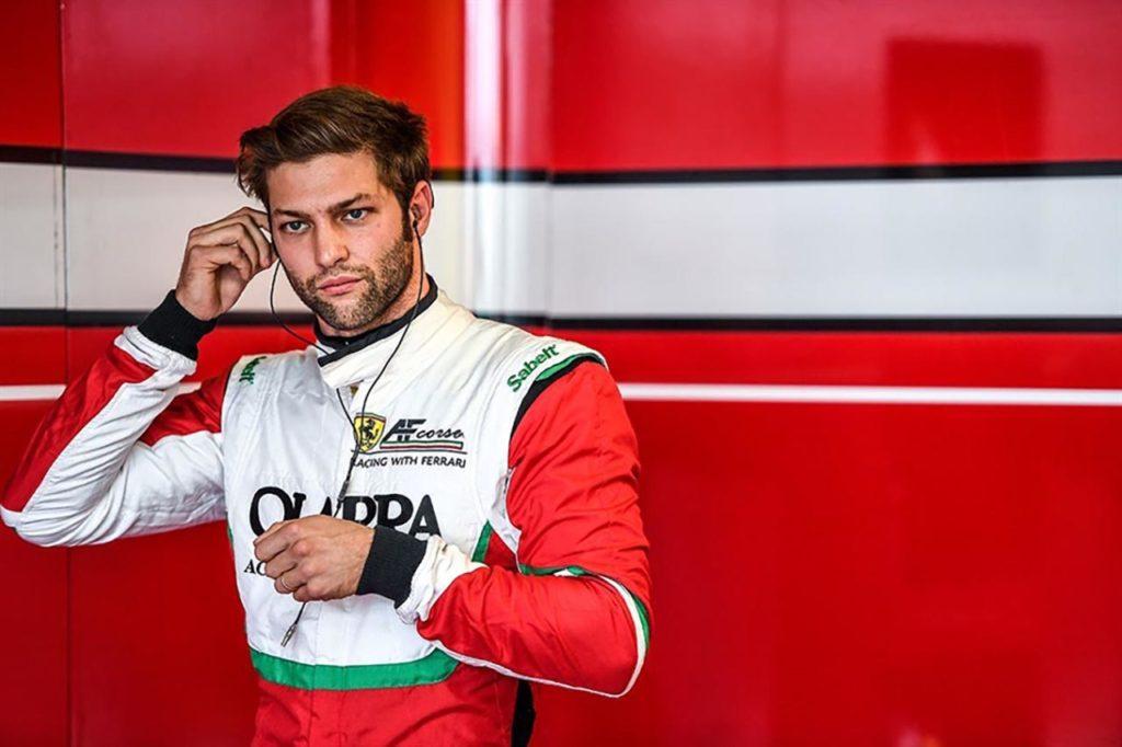 CIGT | Il campione in carica Giorgio Roda torna a Vallelunga con AF Corse