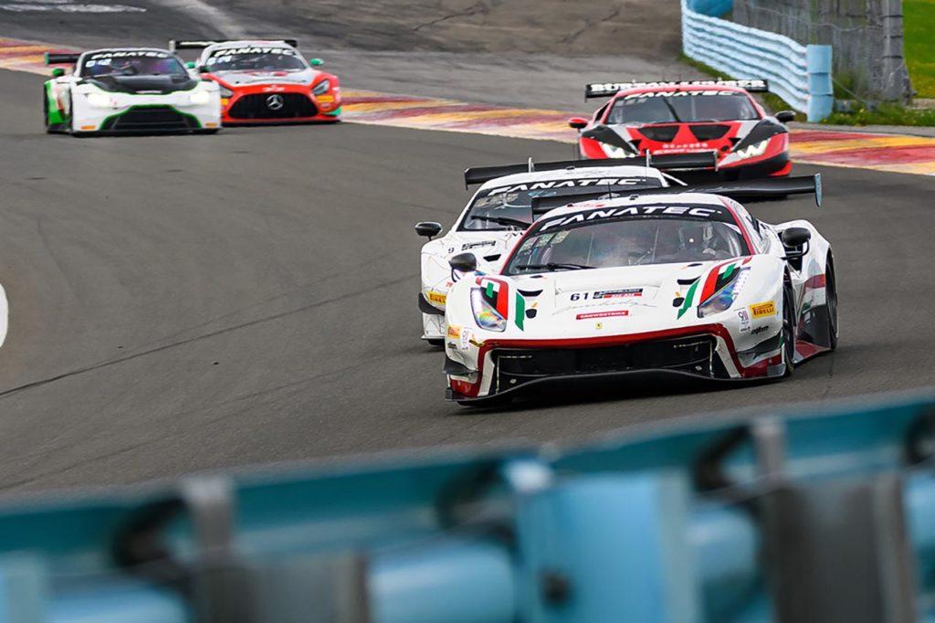 GTWC America | Ferrari centra dieci vittorie consecutive a Watkins Glen