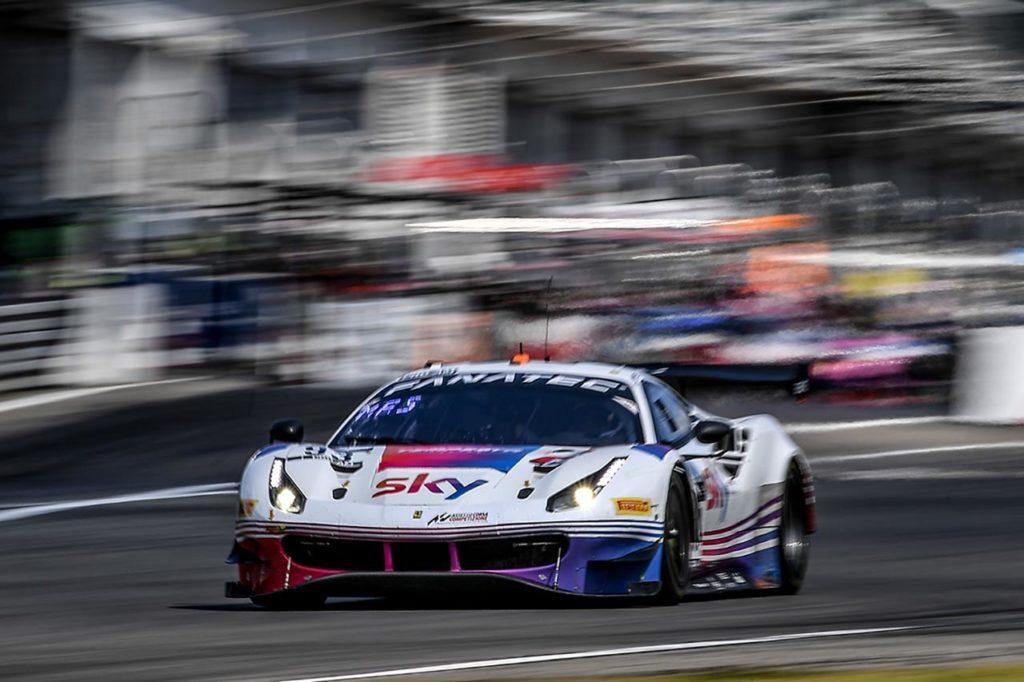 GTWC Europe   Ferrari conquista il podio Pro-Am alla 3 Ore del Nurburgring