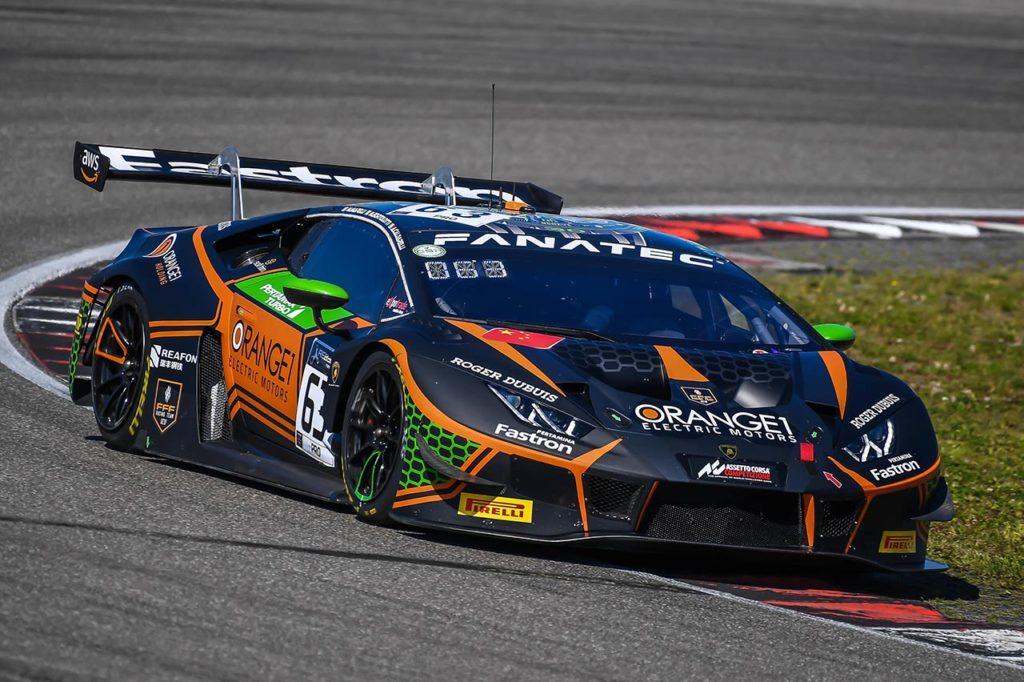 GTWC Europe | Prestazione perfetta per Lamborghini nel round del Nurburgring