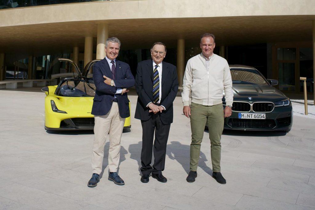 IMSA e WEC | BMW sceglie Dallara per il telaio della nuova LMDh
