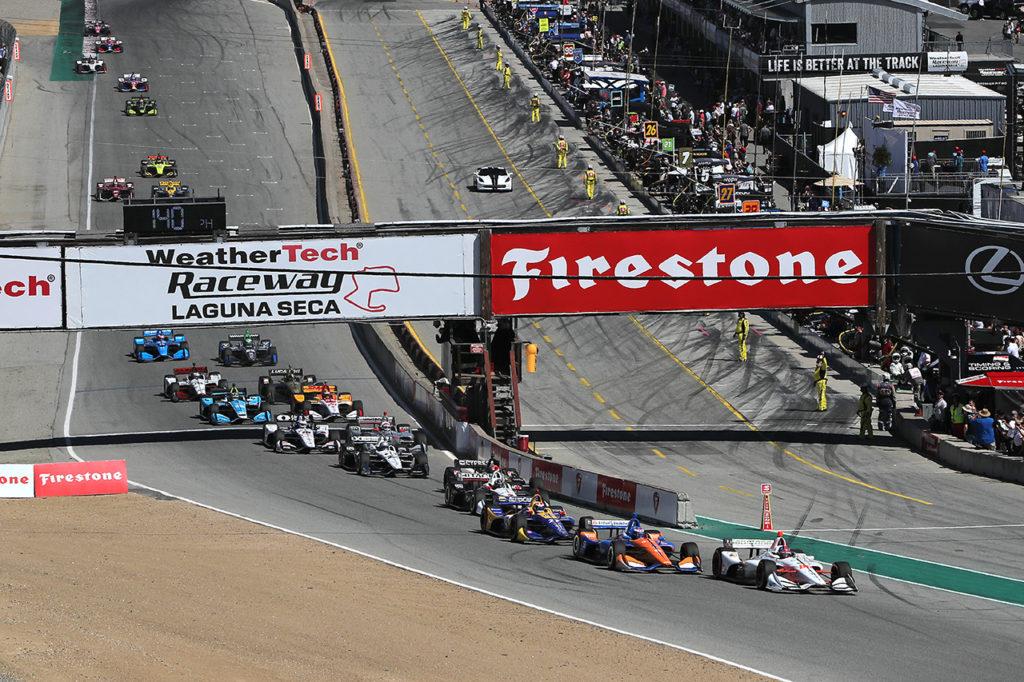 IndyCar | Laguna Seca 2021: anteprima e orari del weekend