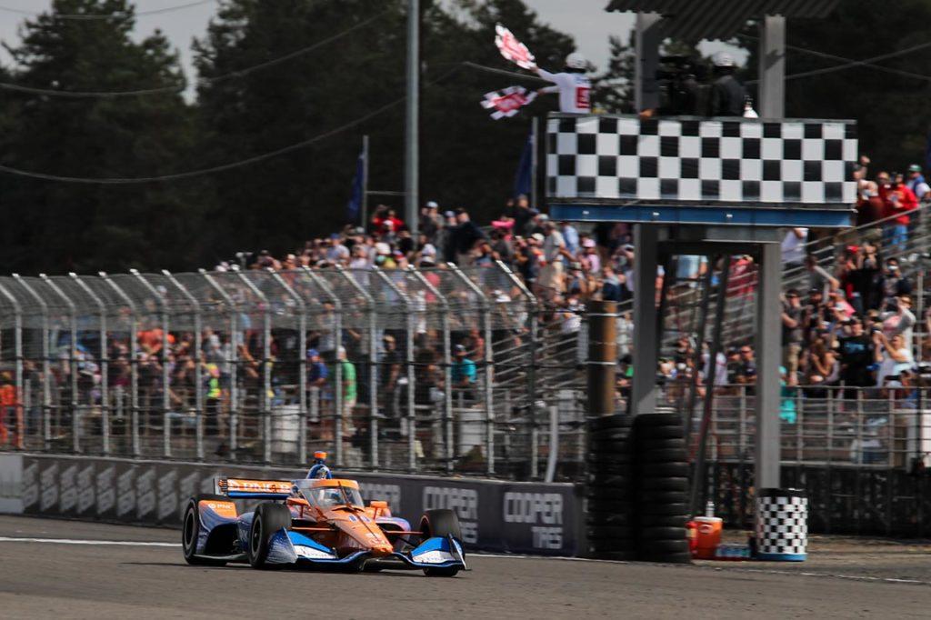 IndyCar   Colpaccio di Palou a Portland: vittoria e primo posto in campionato [VIDEO]