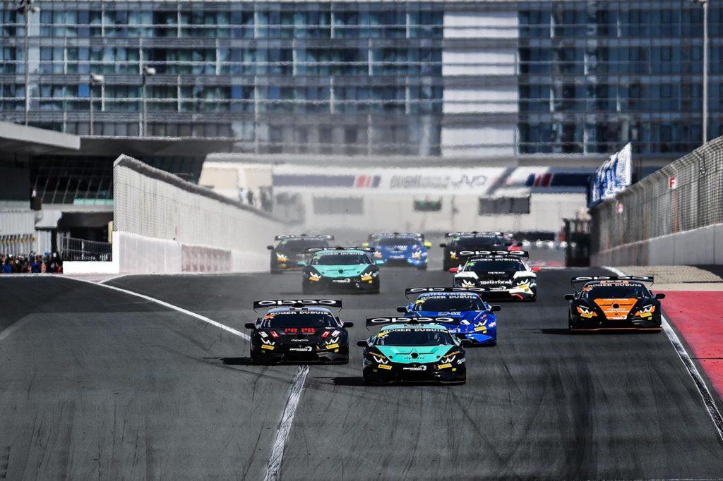 Ritorna il Lamborghini Super Trofeo Middle East: ecco il calendario 2022