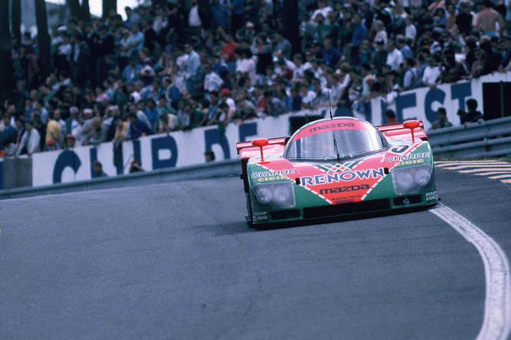 Mazda 787B: il prototipo con motore rotativo che conquistò la 24 Ore di Le Mans del 1991