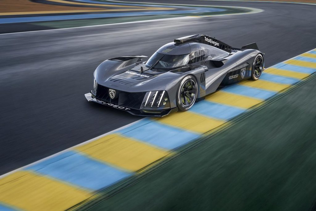 Peugeot 9X8: alla 24 Ore di Le Mans con 30 anni di esperienza dalla 905