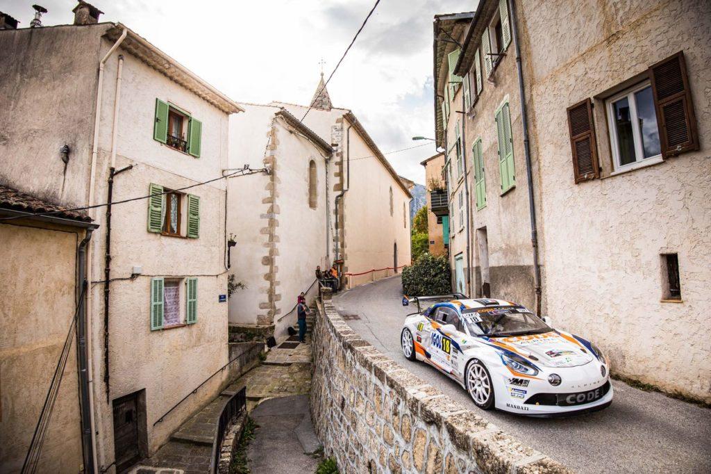 Torna alla vittoria nel Campionato Francese l'Alpine A110 Rally. Ed anche Nicolas Ciamin riassapora il successo