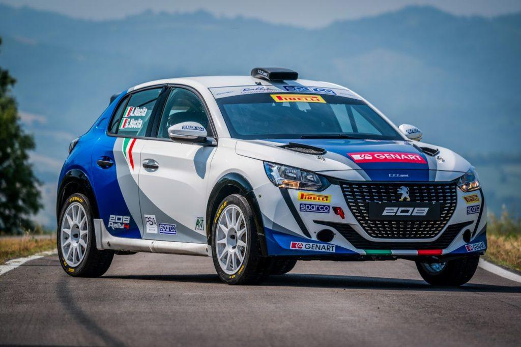 CIR | I Nucita campioni Due Ruote Motrici 2021 con Peugeot [VIDEO]