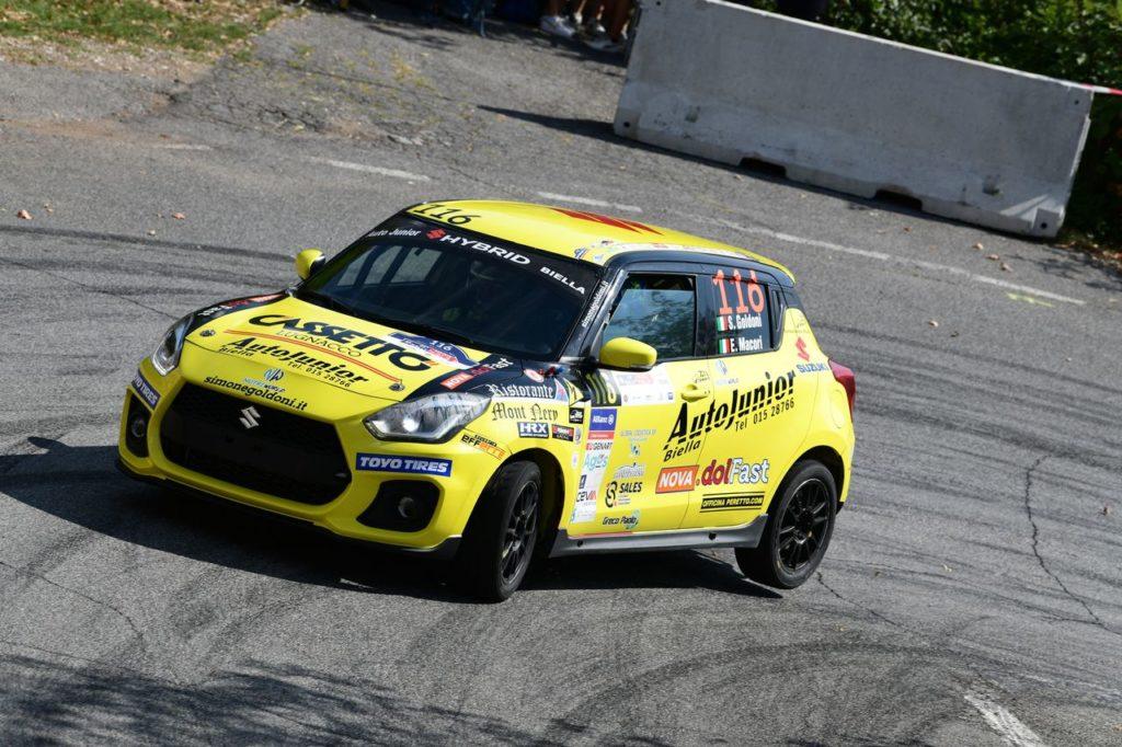 Suzuki Rally Cup | Gli iscritti al Rally Due Valli: Goldoni ora punta al CIR R1
