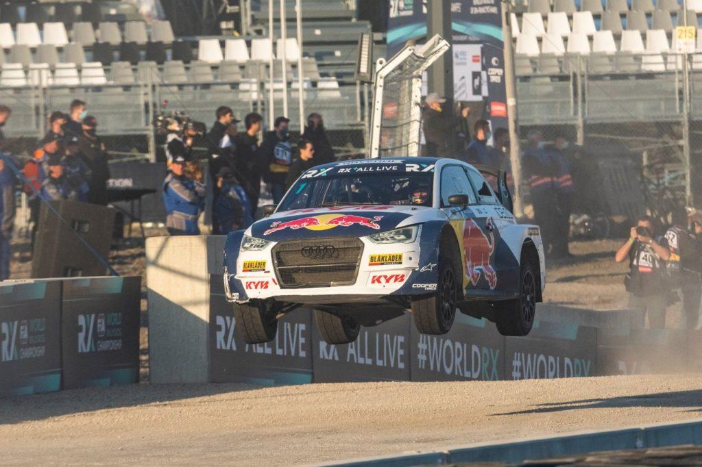 WRX | World RX Spa, Kristoffersson vince e lancia l'offensiva in classifica a Timmy Hansen