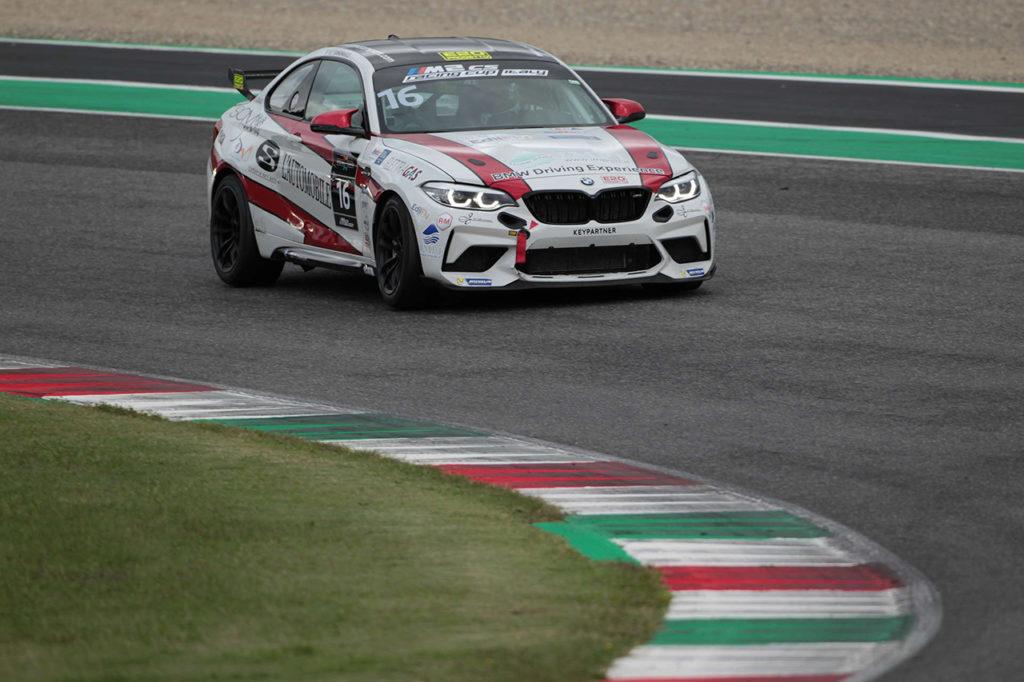 BMW M2 CS Racing Cup | Sandrucci è il primo campione del monomarca