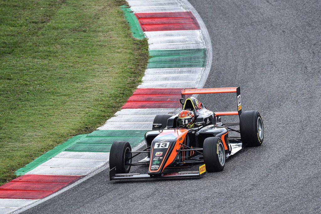 F4 Italia | Mugello, Gara 2: Dufek centra la prima vittoria in campionato