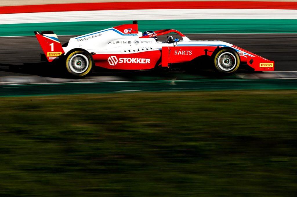 Formula Regional by Alpine | Mugello, Gara 2: seconda vittoria consecutiva di Aron