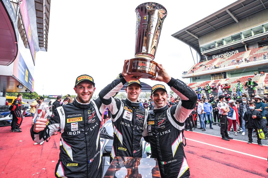 GTWC Europe   Ferrari ancora campione nell'Endurance Cup con Iron Lynx