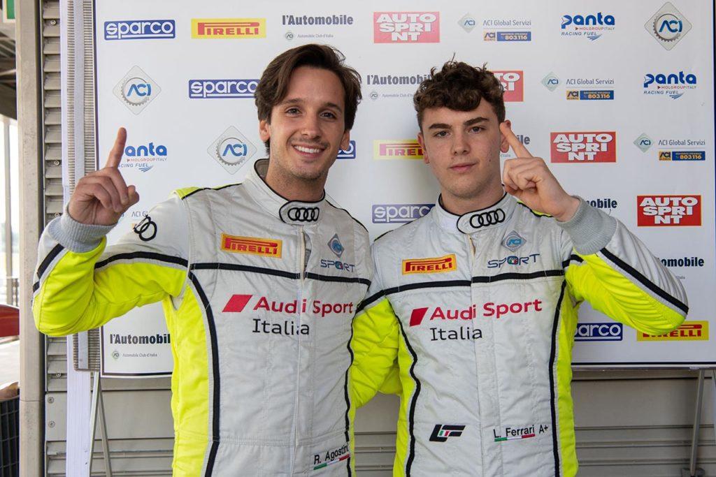 CIGT   Mugello, Gara 2: vittoria di Segù-Baruch, titolo ad Agostini-Ferrari
