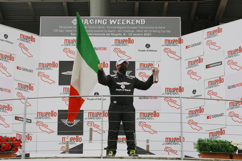 Mini Challenge Italia | Bagnasco conquista il titolo nell'ultimo round del Mugello