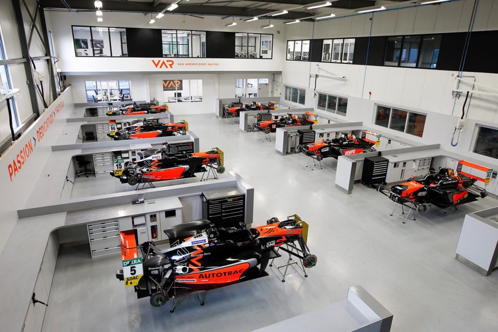 F3 | Van Amersfoort Racing entra nel 2022, esce HWA Racelab